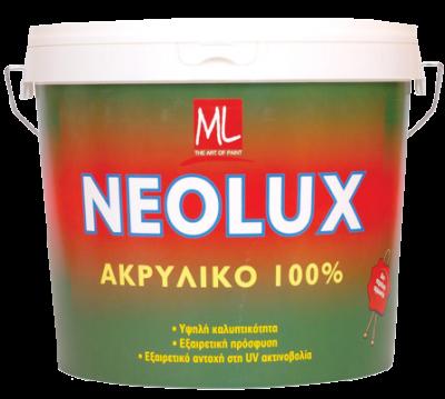NEOLUX 100% Acrilyc - Акрилна боя - Изображение 1