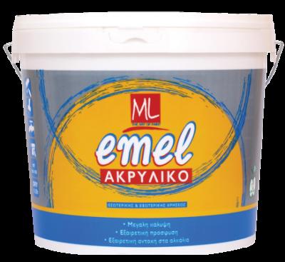 EMEL -  боя за бетон и цимент