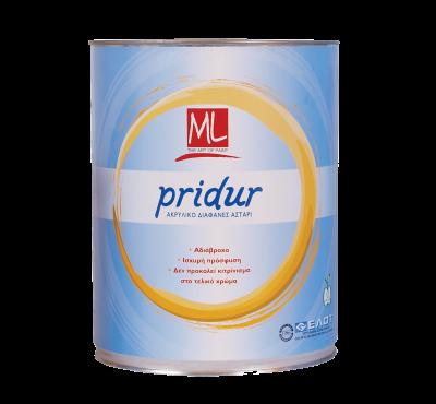 PRIDUR - алкиден дълбокопроникващ и заздравяващ грунд - Изображение 1